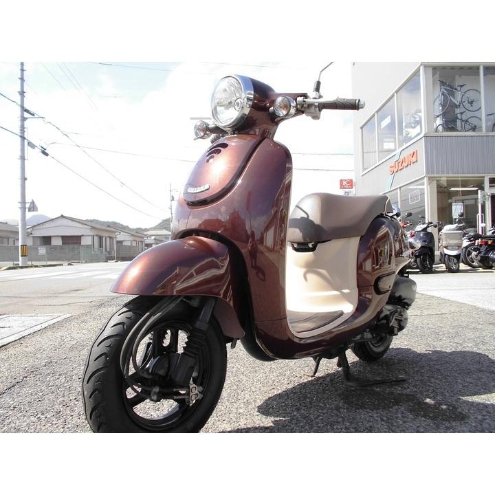 ♪徳島発♪ ホンダ ジョルノ ブラウン AF70 18004km