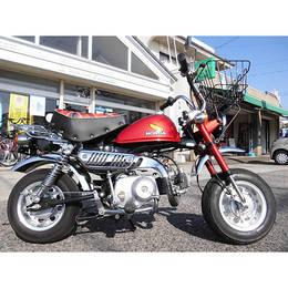 ♪徳島発♪ ホンダ モンキー レッド Z50J