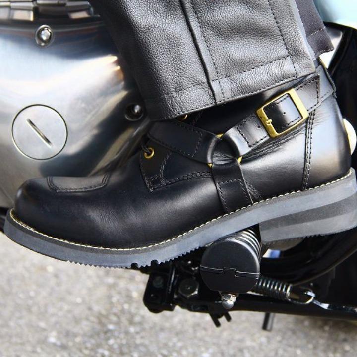 ワイルドウイング ファルコン ブーツ ブラック 25.5cm