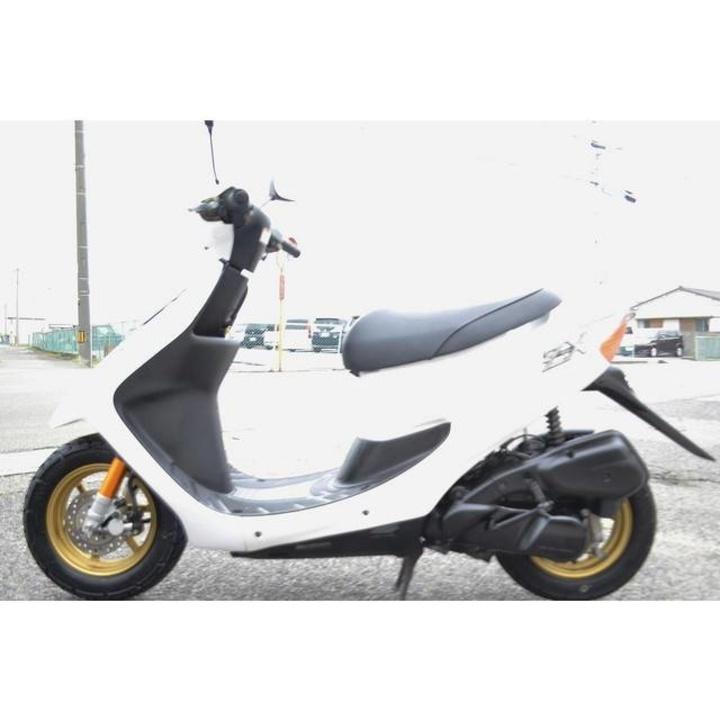 ♪徳島発♪ ホンダ Dio ZX ホワイト AF35 6758km