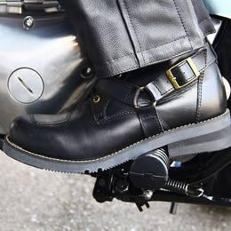 ワイルドウイング ファルコン ブーツ ブラック 27cm