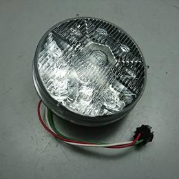 Truck-Lite トラックライト LEDヘッドライト H4 12V 本体サイズΦ178