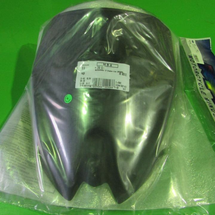 MRA スクリーンスポイラー ブラック Z800 13-16