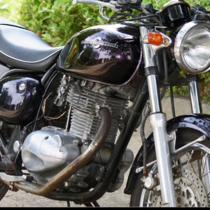 エストレヤRS カワサキ 250cc 不動 ジャンク
