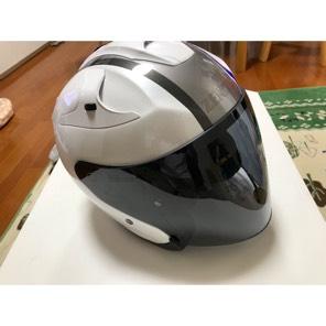 YAMAHA ヤマハ zenith ゼニス ヘルメット YJ-17 美品です!