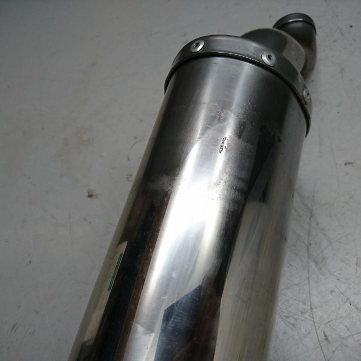 Buell X1 ライトニング WILEYCO ステンレス サイレンサー スリップオン ビューエル