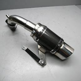 マジェスティ250 4D9 <SG20J> カーボンルック エアクリーナー