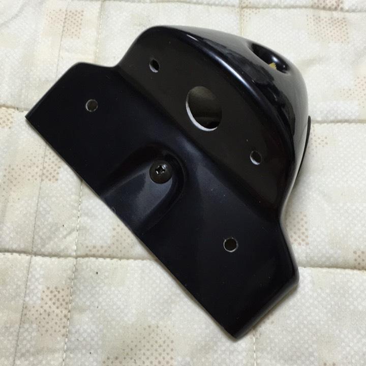 オスカー カワサキ250TR用テールランプステー