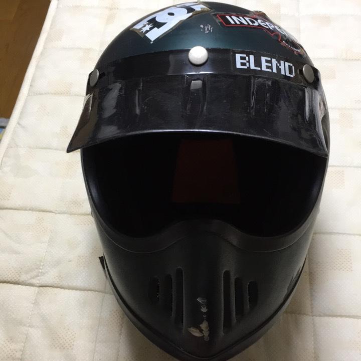 オフロードヘルメット