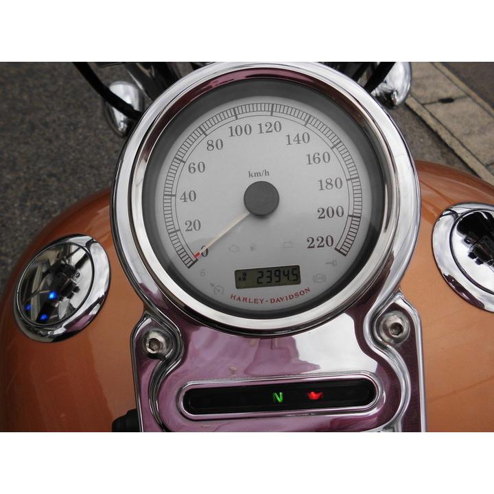 ♪徳島発♪ ハーレーダビッドソン FXDC 105thアニバーサリー オレンジ 18457km