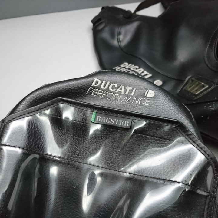 DUCATI パフォーマンス ST4 スポーツツーリング BAGSTAR バグスター タンクカバー タンクバッグ