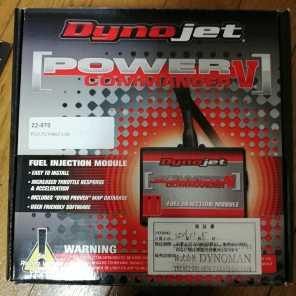 ダイノジェット パワーコマンダーⅤ MT-09TRACER用 DYNOJET POWERCOMMANDER Ⅴ