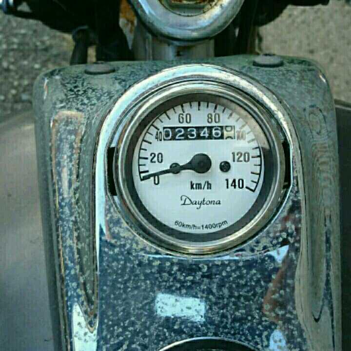 ホンダマグナ50ccアメリカン