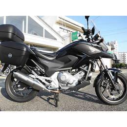♪徳島発♪ ホンダ NC700X ABS ブラック 平成30年12月まで車検つき RC63 9122km
