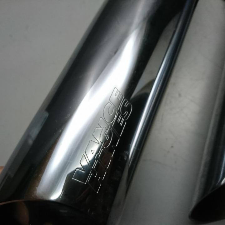 ドラッグスター1100 VP13J バンス&ハインズ VANCE&HINES DS1100 サイレンサー スリップオン