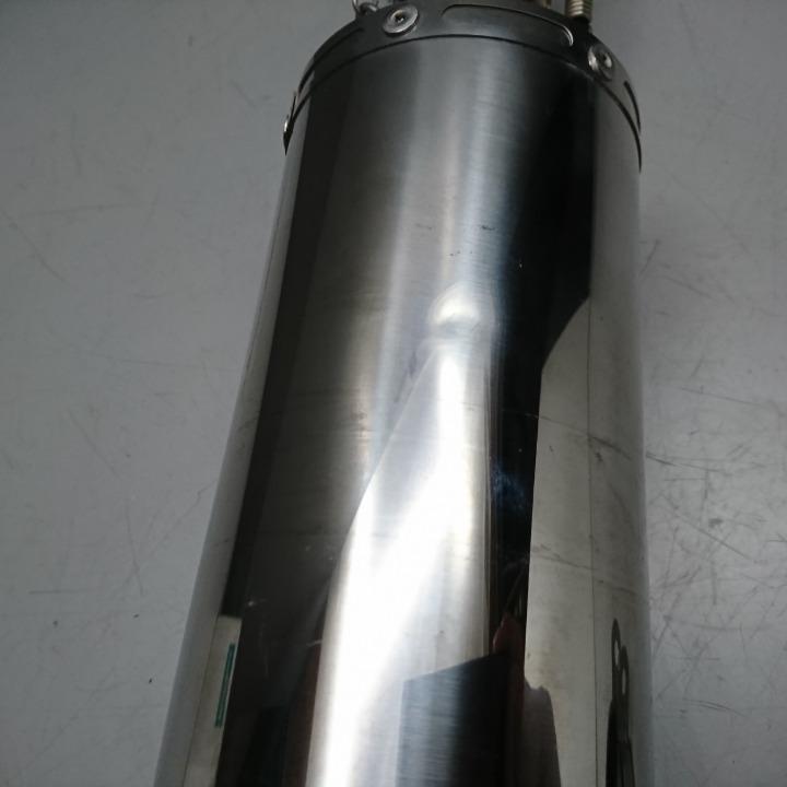 フォルツァZ MF10 リアライズ Realize スリップオン サイレンサー マフラー