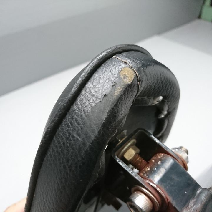 ドラッグスター400 社外 スプリングシート ソロシート EASY RIDERS