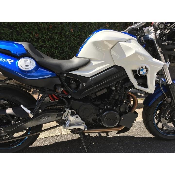 BMW F800R 程度良好です ETC・ナビ付き!