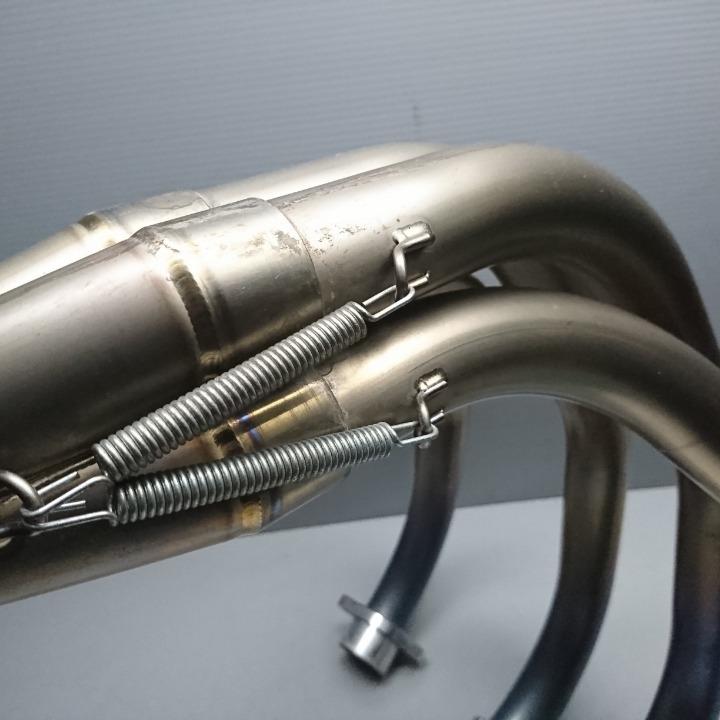 CB1300SF CB1300SB SC54 ヤマモトレーシング SPEC-A チタンマフラー フルエキ