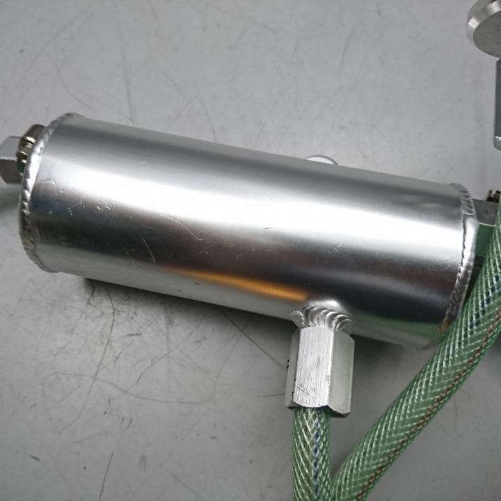 モンキー ゴリラ 社外 アルミ オイルキャッチタンク カブ ダックス シャリー