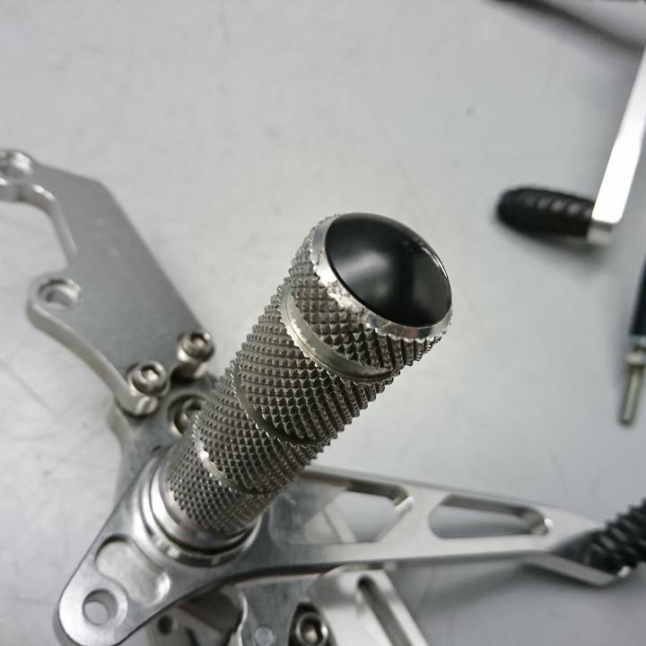 CB1300SF/ボルドール SC54 社外バックステップ