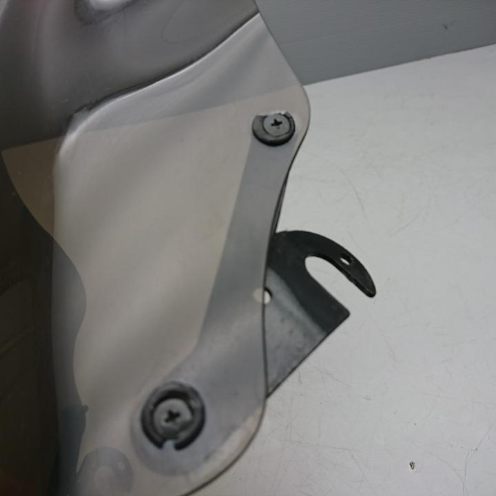 V-MAX 社外スクリーン 05年式 1FK,2LT,3UF