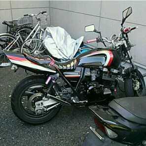 車検付きXJR400-4HM
