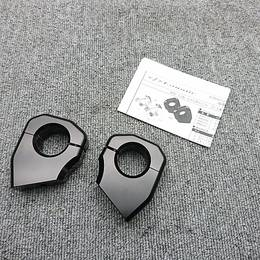 汎用 ハンドルポスト Φ28.6対応 取り付け穴1箇所(M10×P1.25)