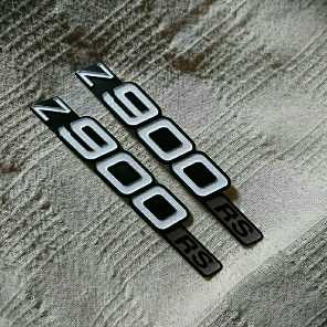 Kawasaki Z900RSエンブレム