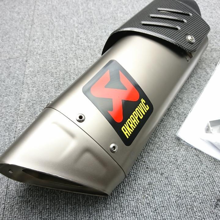 MT-10 16-18 アクラポビッチ スリップオンチタン&カーボンサイレンサー