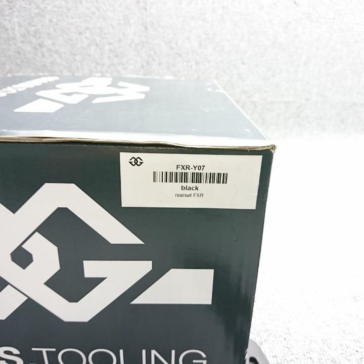 YZF-R6 17 バックステップFACTOR-X ギルズツーリング製