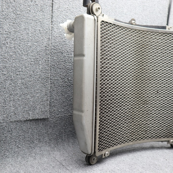 GPZ900R ZX900A A10 アルミ ラウンドビックラジエター
