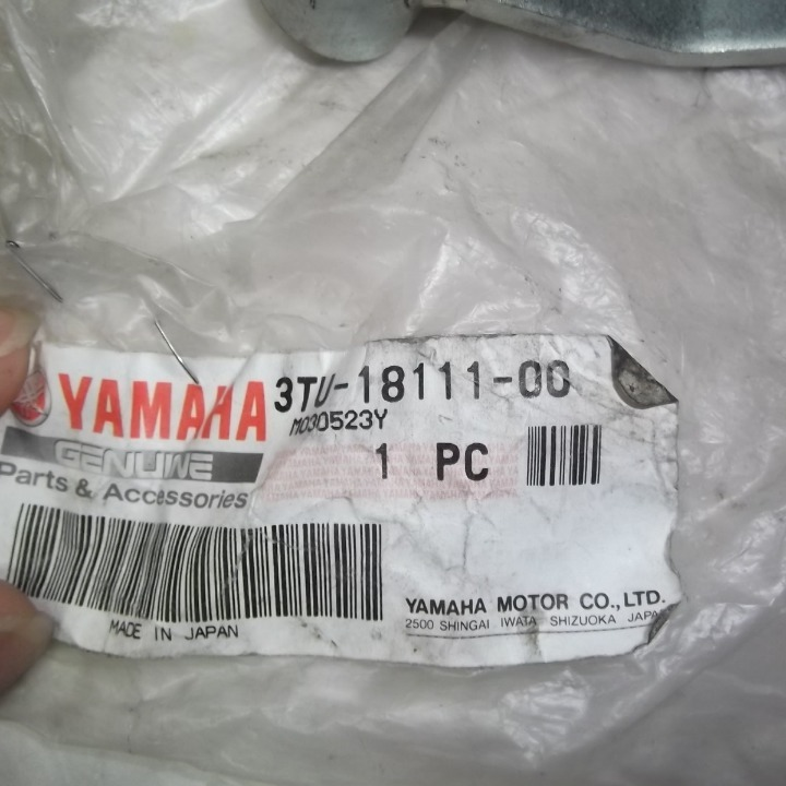 新品 TZR50 TZ50 純正 シフトペダル 3TU-18111-00 ☆廃番☆ 60