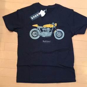 カワサキW650柄デウスエクスマキナ Tシャツ
