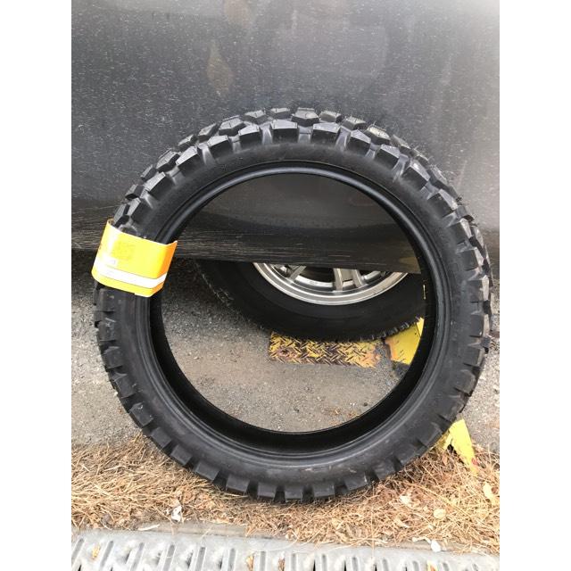 ダンロップ D605 新品タイヤ