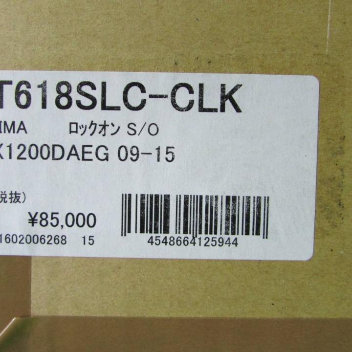 ZRX1200DAEG 09-16 NOJIMA チタンスリップオン