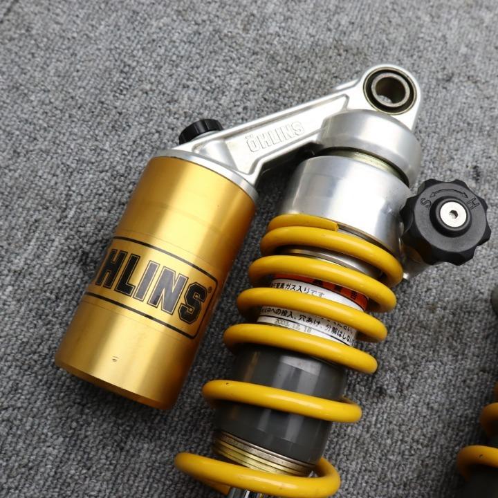 XJR1300純正リアサスペンション OHLINS オーリンズ 325mm