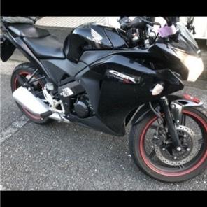 CBR125R ブラック 黒