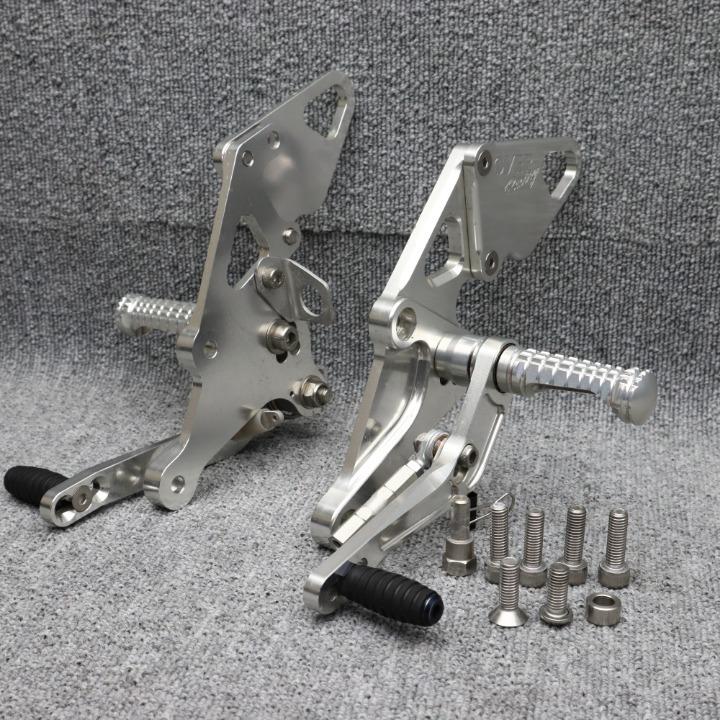 MT-07 OVER製 バックステップ 4ポジション
