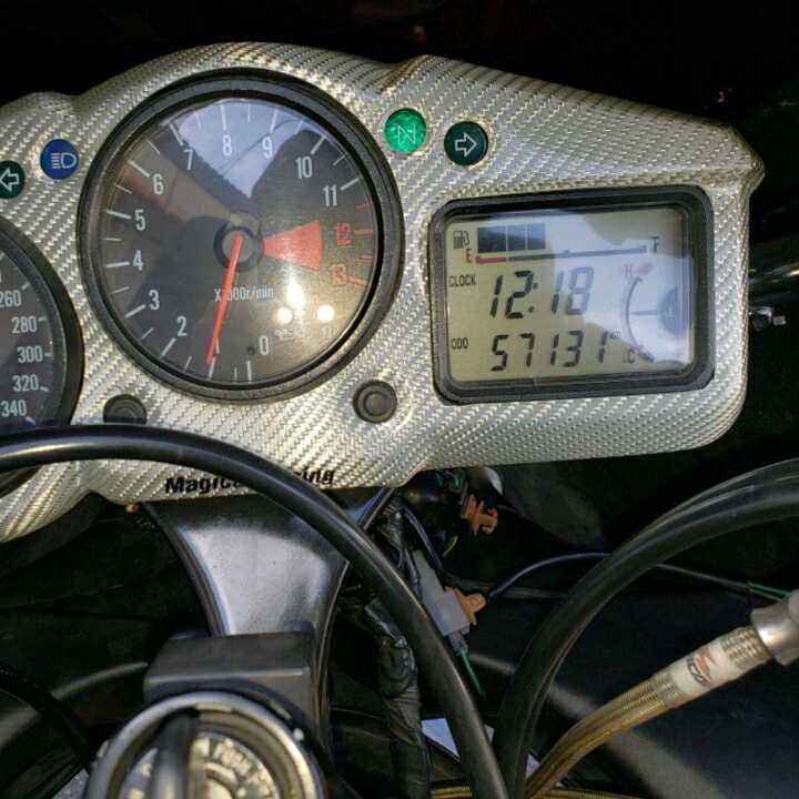 ZX12R   A型 車検いっぱい