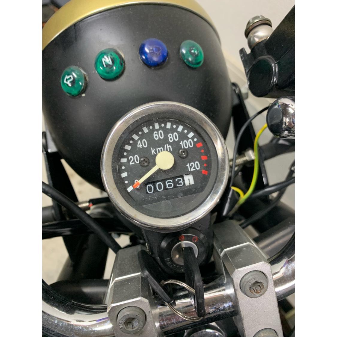 モンキーゴリラ風 カフェレーサー 50cc