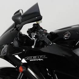 CBR600RR 13-16 MRA スクリーンレーシング スモーク