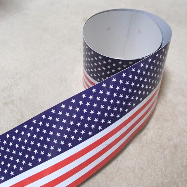 アメリカステッカー 国旗シール