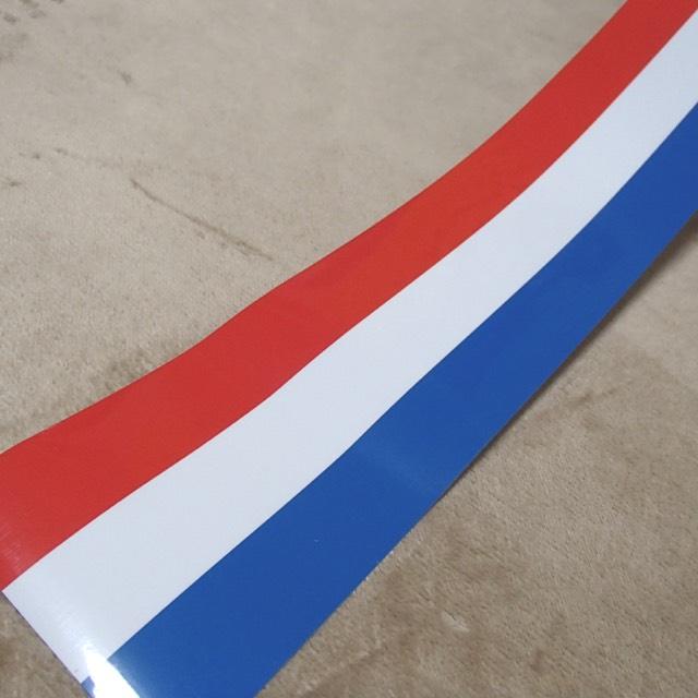 フランス 国旗ステッカー