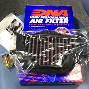 YZF-R6 (06-07) DNA エアフィルター