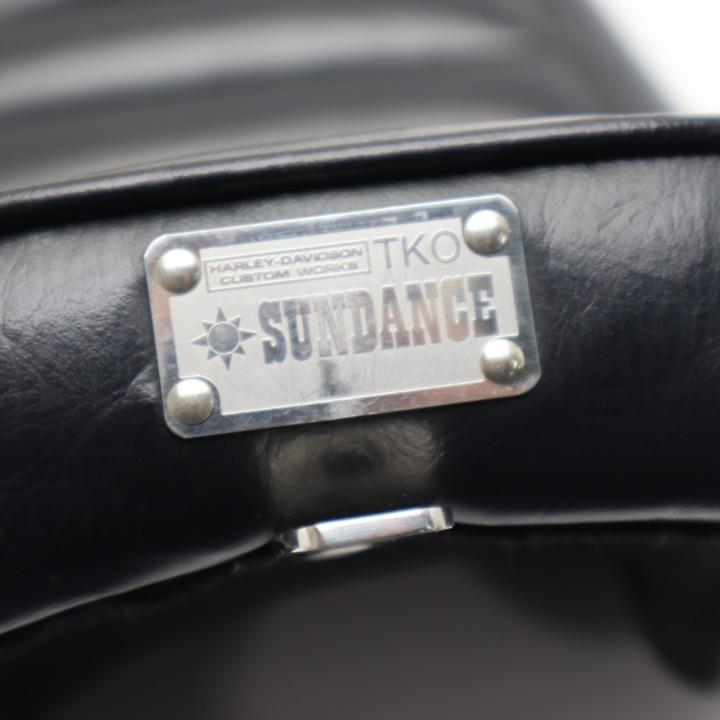 ハーレー ソフテイル SUN DANCE サンダンス シングル ソロ シート