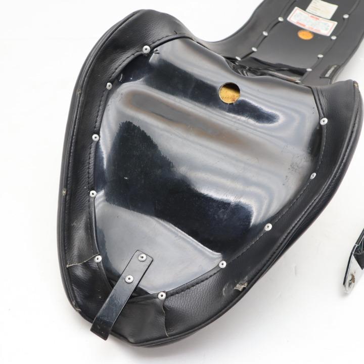 バルカン400 VN400AE イージーライダース製 コブラシート タックロール