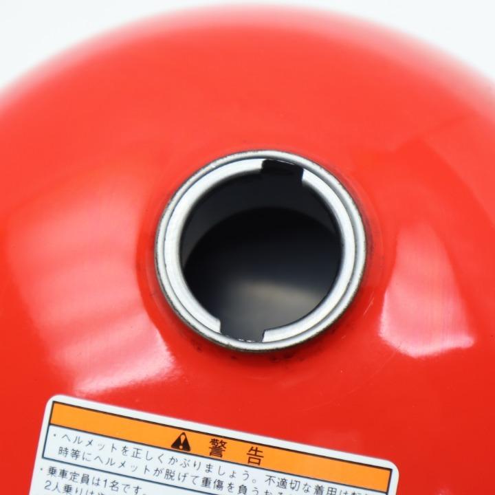 モンキー AB27 純正 タンク 5L 赤白