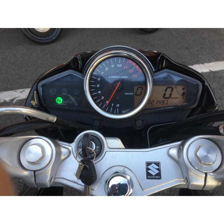 スズキ GSR250 モーターサイクルショー2019フェアー対象車
