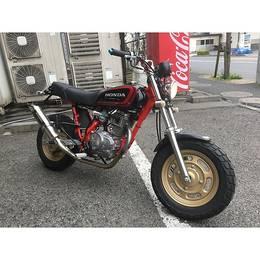 ホンダ Ape100デラックス(改) モーターサイクルショー2019フェアー対象車